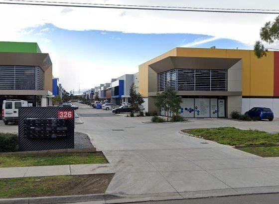 Thomastown Biz Park 326 Settlement