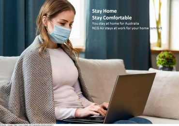 Stay Home Stay Comfortable with NCG Air