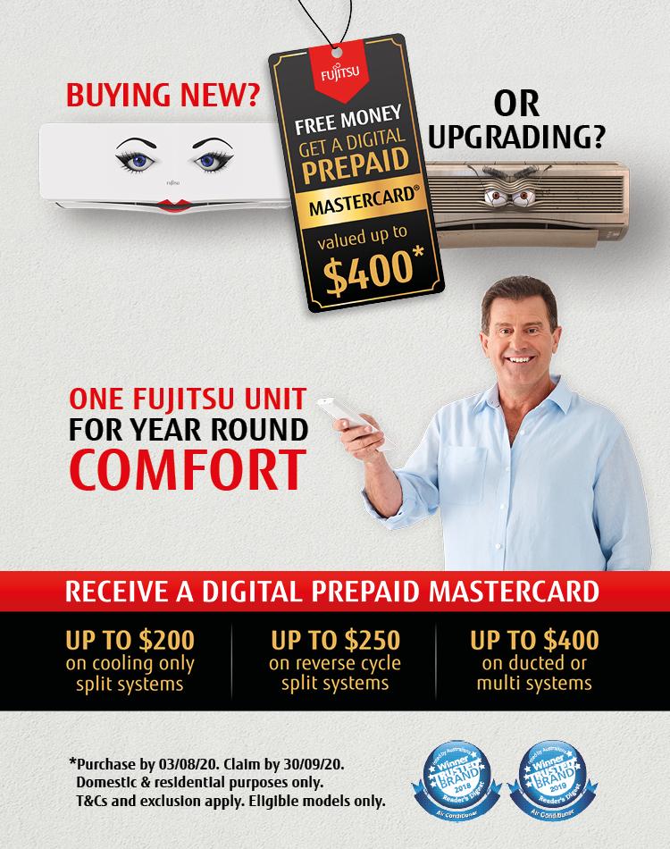 Fujitsu Free Money 2020